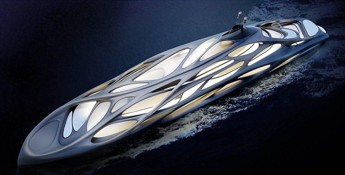 лучшие яхты мира