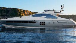 Яхта Azimut 77S