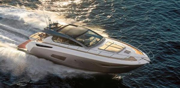 Яхта Azimut Atlantis 50 Open