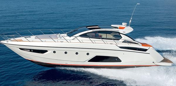 Яхта Azimut Atlantis 58