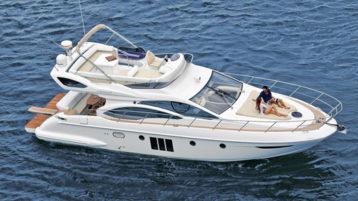 Яхта Azimut Brazilian 50