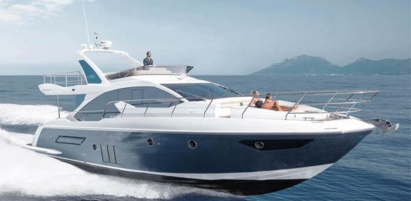 Яхта Azimut Brazilian 60