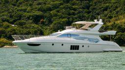 Яхта Azimut Brazilian 70