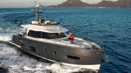 Яхта Azimut Magellano 53