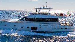 Яхта Azimut Magellano 76