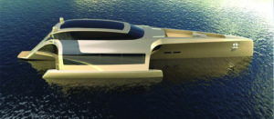 Sunreef 210 Power Trimaran