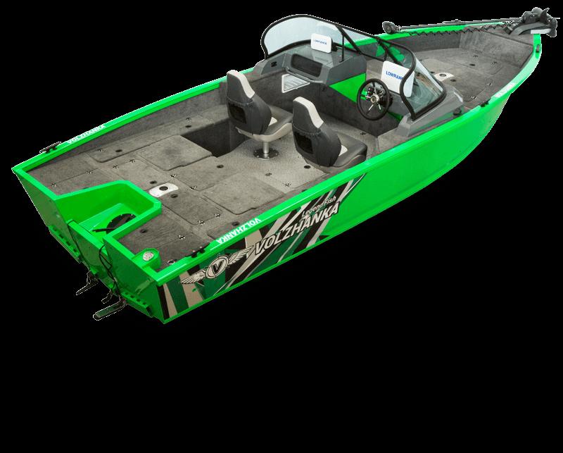 Волжанка 54 LegendFish SL