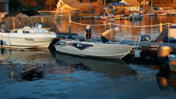 Катера и лодки Berkut S