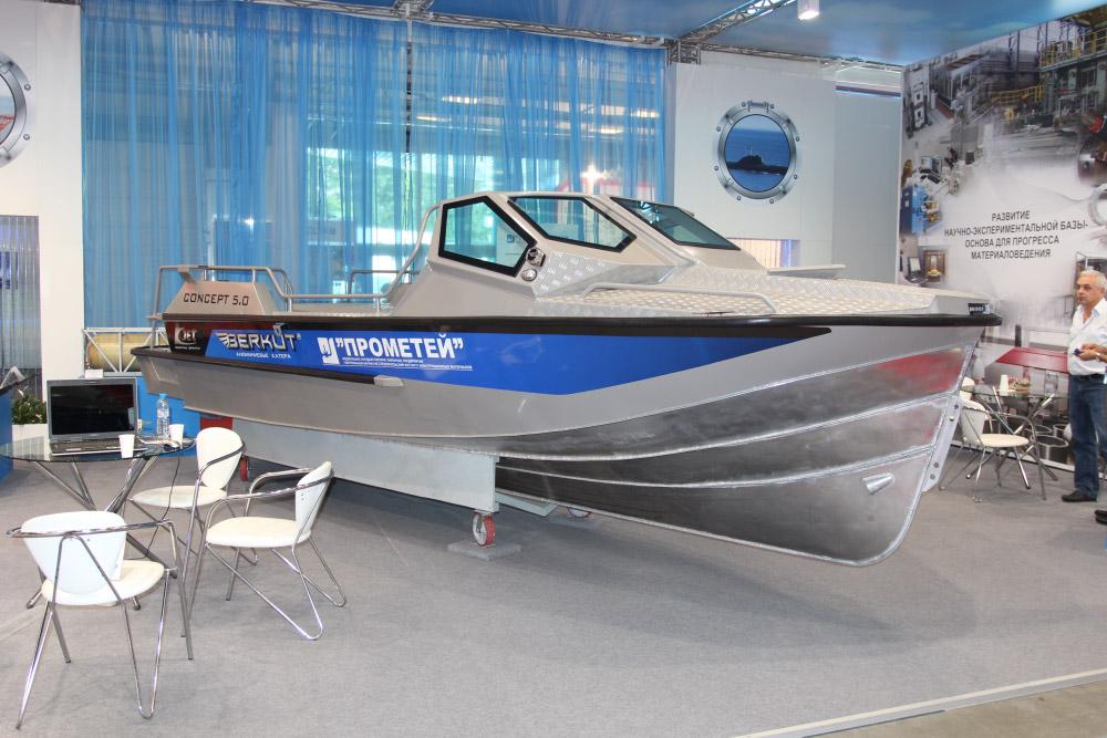 Катер Berkut XL-3DD