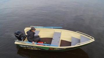 Катера и лодки BERKUT XS