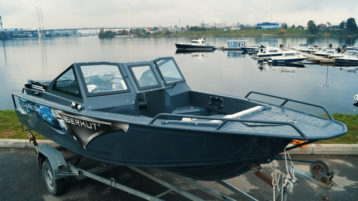 Катер Berkut L-DC Arctica