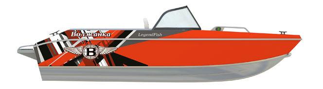 Волжанка 51 LegendFish SL