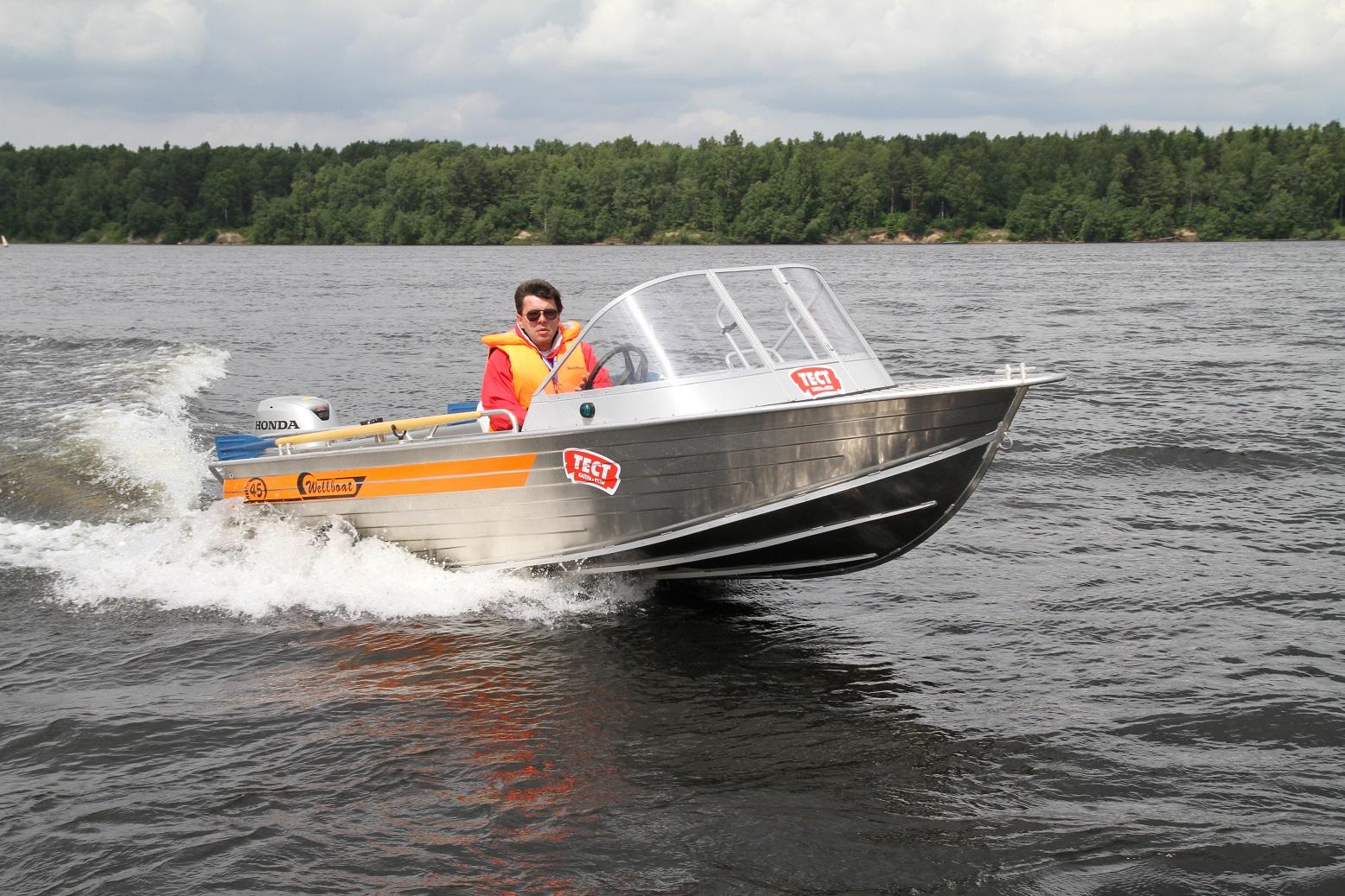 Ремонт алюминиевых лодок - особенности эксплуатации и ремонта