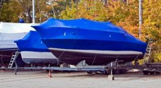 Подготовка Катера (Яхты) к Зимнему Хранению