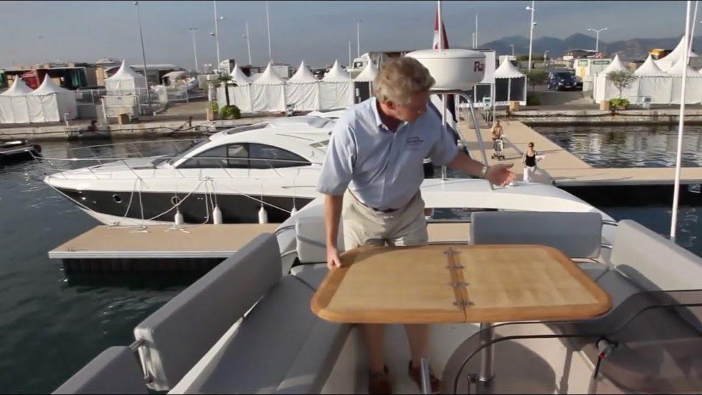 Установление цены яхты
