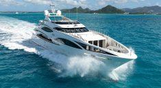 Чартер роскошной мега-яхты Africa I