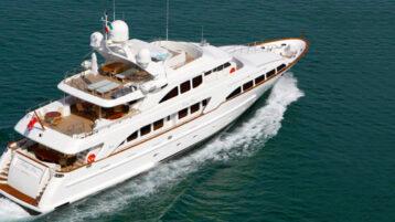 Яхта Benetti 115 Classic Dream On II