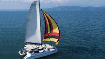 Яхта FOUNTAINE PAJOT TOBAGO 35 Barbos